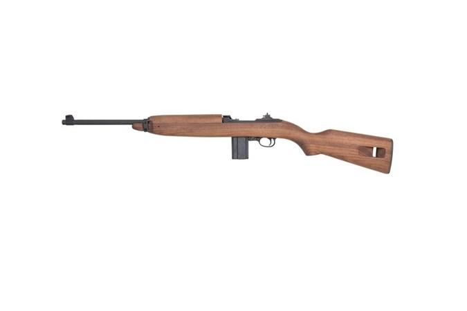 Auto-Ordnance - Thompson M1 Carbine 30 Carbine Rifle - Item #: AOM130 / MFG Model #: AOM130 / UPC: 602686313056 - M1 CARBINE 30CAL PARK/WD 15RD