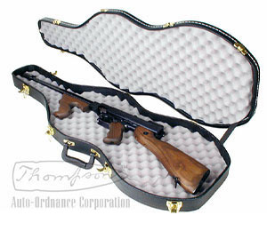Auto-Ordnance - Thompson RIFLE VIOLIN CASE