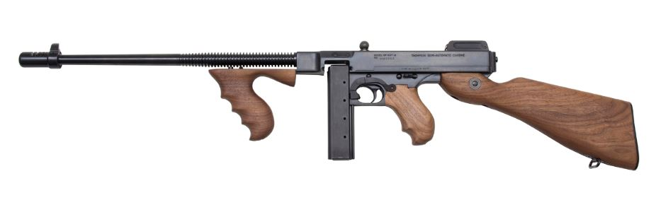 Auto-Ordnance - Thompson 1927A-1 DELUXE LIGHTWEIGHT 9MM