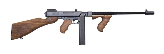 Auto-Ordnance - Thompson 1927A-1 DELUXE LIGHTWEIGHT 45 ACP