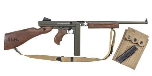 Auto-Ordnance - Thompson TANKER THOMPSON M1 CARBINE 45 ACP