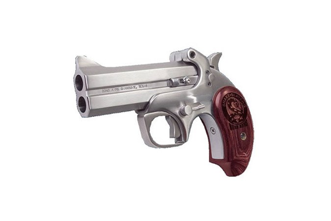 Bond Arms Snake Slayer IV 357 Magnum | 38 Special Specialty Handgun - Item #: BASS4357/38 / MFG Model #: BASSIV357/38 / UPC: 855959001611 - SNAKE SLAYER IV 357/38SP 4.25""