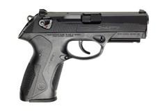 Beretta PX4 Storm 40 S&W  Item #: BEJXF4F20CA / MFG Model #: JXF4F20CA / UPC: 082442885698 PX4 STORM F 40SW BL/SY 10+1 CA 3 BACKSTRAPS | CA COMPLIANT