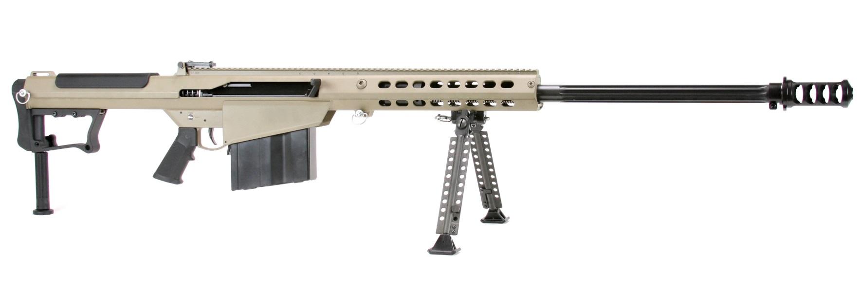 Barrett Firearms M107A1 50 BMG
