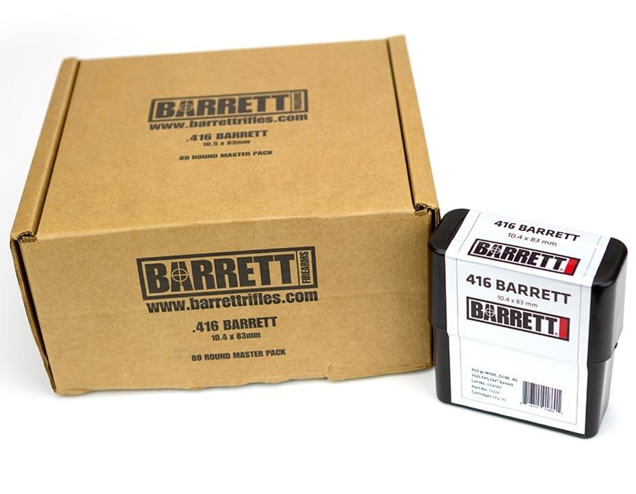 Barrett Firearms MTAC 416 BARRETT