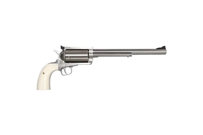 "Magnum Research BFR Revolver 30-30 Revolver - Item #: MRBFR30/30B / MFG Model #: BFR30-30B / UPC: 761226088165 - BFR REVLR 30/30 SS BISLEY 10"""