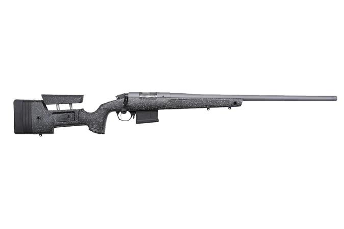 "Bergara HMR Pro 6.5 Creedmoor Rifle - Item #: BGBPR2065MCHB / MFG Model #: BPR20-65MCHB / UPC: 043125065172 - HMR PRO 6.5CR GRAY 24"" HB TB BPR20-65MCHB"