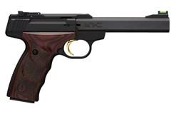 Browning Buck Mark Plus Rosewood UDX 22 LR