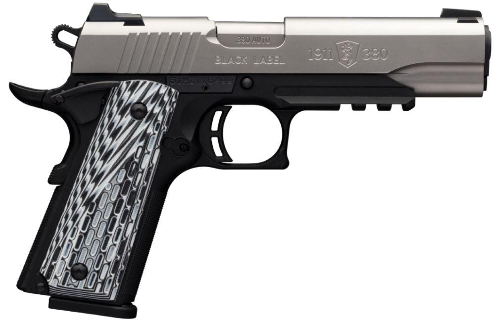 Browning 1911-380 PRO 380 ACP