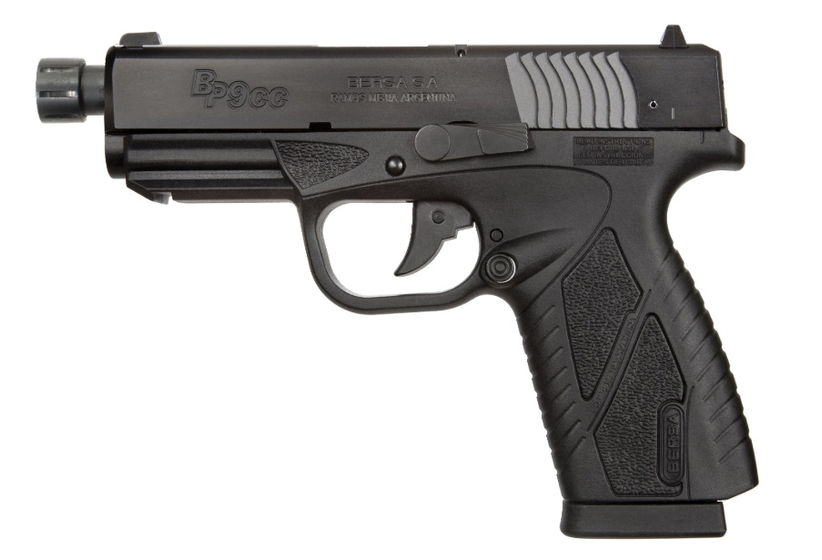 Bersa BP9 CONCEALED CARRY 9MM