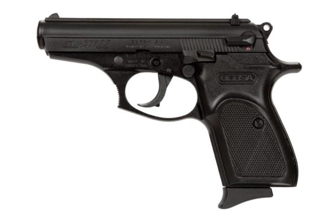 Bersa Thunder 22 22 LR Semi-Auto Pistol - Item #: BST22M / MFG Model #: T22M / UPC: 091664900225 - THUNDER 22 MATTE 22LR 10+1