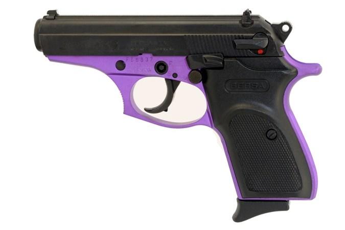 Bersa Thunder 380 Purple 380 ACP Semi-Auto Pistol