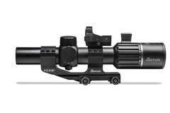 Burris Optics RT6   Item #: BU200475 / MFG Model #: 200475 / UPC: 000381004758 RT6 1-6X24MM ILL BAR FF3 PEPR BALLISTIC AR|FASTFIRE|PEPR
