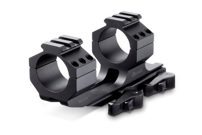 "Burris Optics AR-P.E.P.R.  Accessory-Rings/Mounts/Bases - Item #: BU410344 / MFG Model #: 410344 / UPC: 000381103444 - AR-PEPR MOUNT 1"" W/PIC QD PICATINNY RAIL | QUICK DETACH"