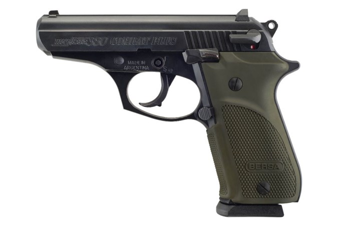 Bersa Thunder Combat Plus 380 ACP Semi-Auto Pistol