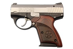 "Bond Arms BullPup9 9mm  Item #: BABULLPUP9 / MFG Model #: BULLPUP9 / UPC: 855959000010 BULL PUP 9 9MM 2-TONE 7+1 3"""