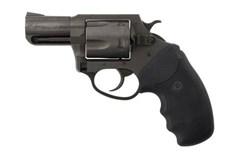 "Charter Arms Pitbull 40 S&W  Item #: CH64020 / MFG Model #: 64020 / UPC: 678958640205 CHARTER PITBULL 40SW NIT 2"" FS NITRIDE FINISH | RUBBER GRIPS"