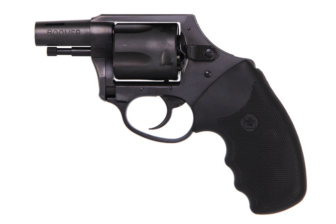 """Charter Arms Boomer 44 Special Revolver - Item #: CH64429 / MFG Model #: 64429 / UPC: 678958644296 - CHARTER BOOMER 44SPC NITRIDE 2"""" BBL 