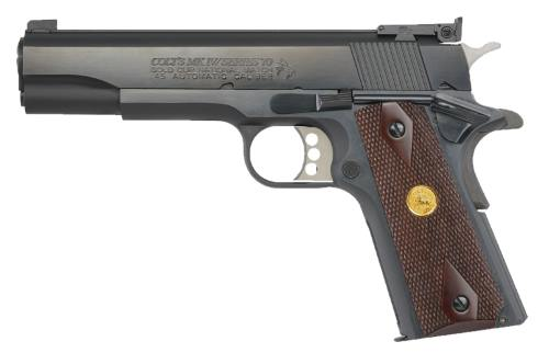 Colt GOLD CUP NATIONAL MATCH 9MM