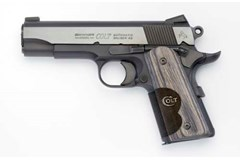 TALO EXCLUSIVE Colt Wiley Clapp CCO 45 ACP  Item #: COO9840WC / MFG Model #: O9840WC / UPC: 098289042934 WILEY CLAPP CCO 45ACP BL COMMANDER SLIDE/OFFICERS FRAME