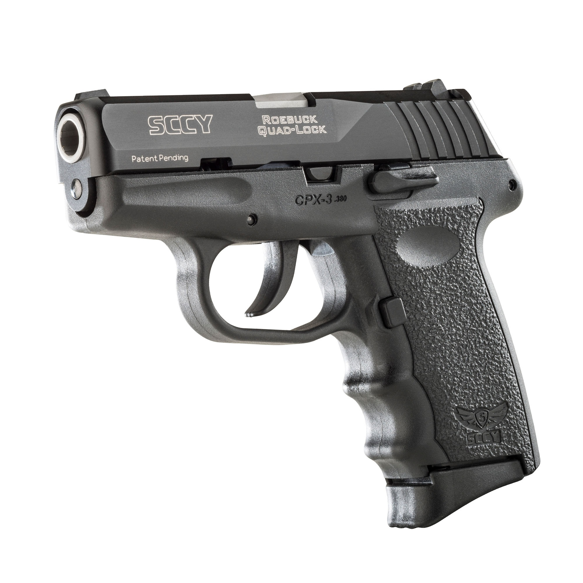SCCY Industries CPX-3 380 ACP