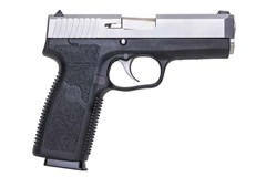 """Kahr Arms CT9 9mm  Item #: KACT9093 / MFG Model #: CT9093 / UPC: 602686087315 CT9 9MM SS/BLK 4"""" 8+1 POLYMER FRAME"""