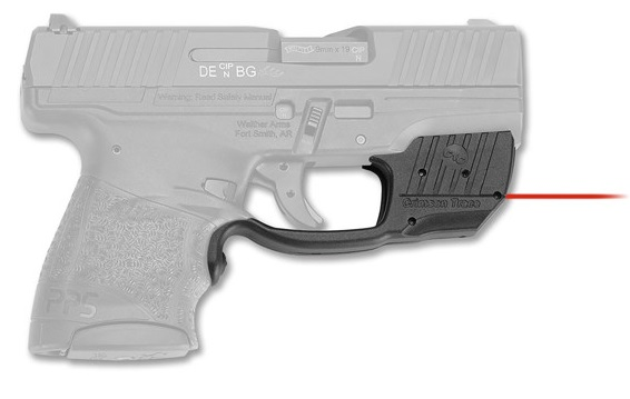 Crimson Trace LASERGAURD WALTHER PPS M2