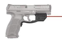 Crimson Trace Laserguard H&K VP9/VP40/VP9SK   Item #: CTLG-499 / MFG Model #: LG-499 / UPC: 610242007875 LASERGUARD H&K VP9/VP40 RD FRONT ACTIVATION