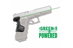 Crimson Trace Glock 3rd Gen Lasergrip   Item #: CTLG-637G / MFG Model #: LG-637G / UPC: 610242005475 LASERGRIP GLOCK G3 17/22 GREEN REAR ACTIVATION/GREEN LASER