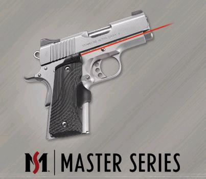 Crimson Trace MASTER SERIES G10 TACTICAL