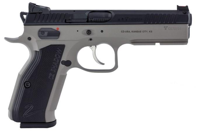 CZ-USA Shadow 2 Urban Grey 9mm Semi-Auto Pistol