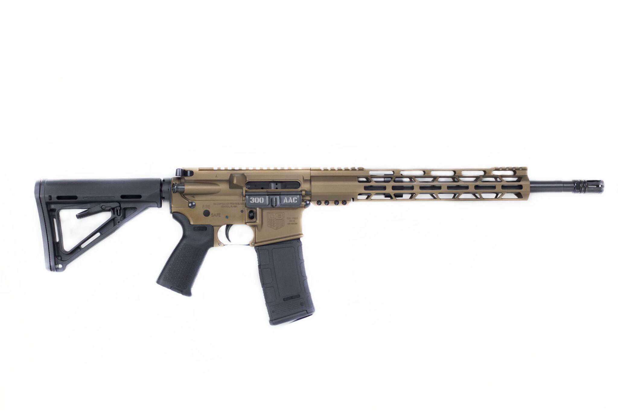 Diamondback Firearms DB-15 CCML 300 AAC BLACKOUT