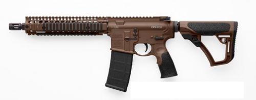Daniel Defense MK18 SBR 223 REM   5.56 NATO