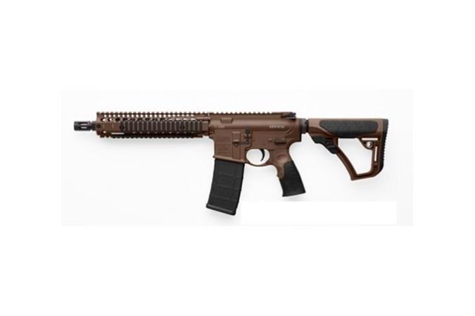 "Daniel Defense MK18 SBR 223 Rem | 5.56 NATO NFA - Short Barrel Rifle - Item #: DD0208815028011 / MFG Model #: 02-088-15028-011 / UPC: 815604015745 - DDM4 MK18 MILSPEC+ 5.56 10.3"" 02-088-15028-011|DD FURNITURE"