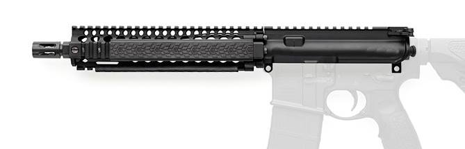 Daniel Defense COMPLETE UPPER RECEIVER GROUP 300 AAC BLACKOUT