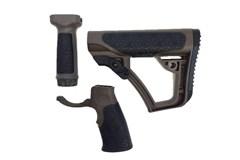 Daniel Defense Stock/Grip/Foregrip Combo