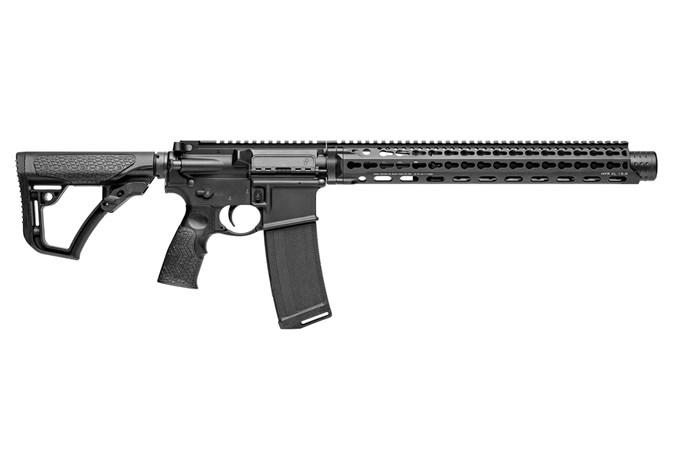 "Daniel Defense DDM4 ISR MILSPEC+ 300 AAC Blackout NFA - Silencer - Item #: DD0210302041 / MFG Model #: 02-103-02041 / UPC: 815604018517 - DDM4 ISR 300BLK 16"" BLACK 02-103-02041"