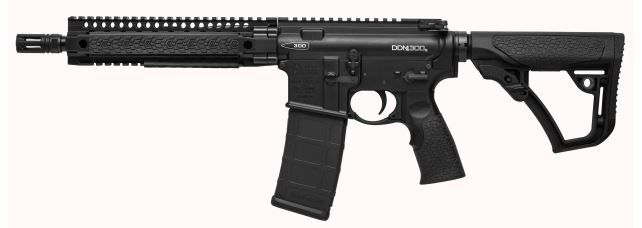 Daniel Defense DDM4 300S SBR 300 AAC BLACKOUT