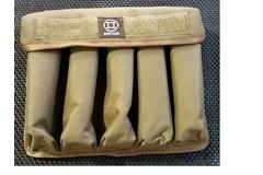 Gemtech El Cinco Pouch   Item #: GT12233 / MFG Model #: 12233 / UPC: 609224346774 EL CINCO 5 POCKET POUCH COYOTE 12233