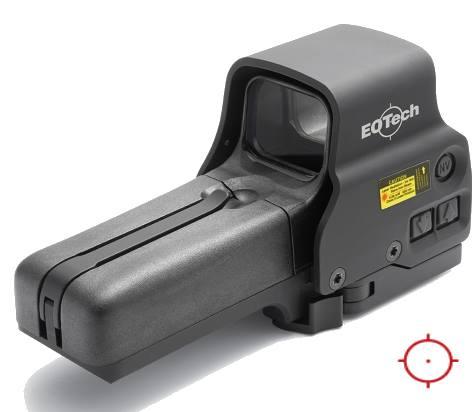 EO Tech MODEL 558