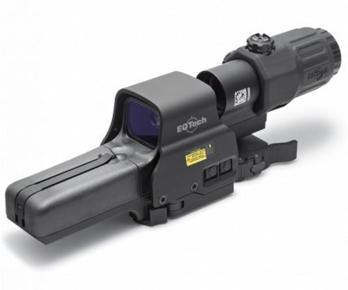 EO Tech 518-2 HWS W/3X MAGNIFIER