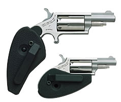 North American Arms MINI-REV HOLSTER / GRIP COMBO 22 MAGNUM