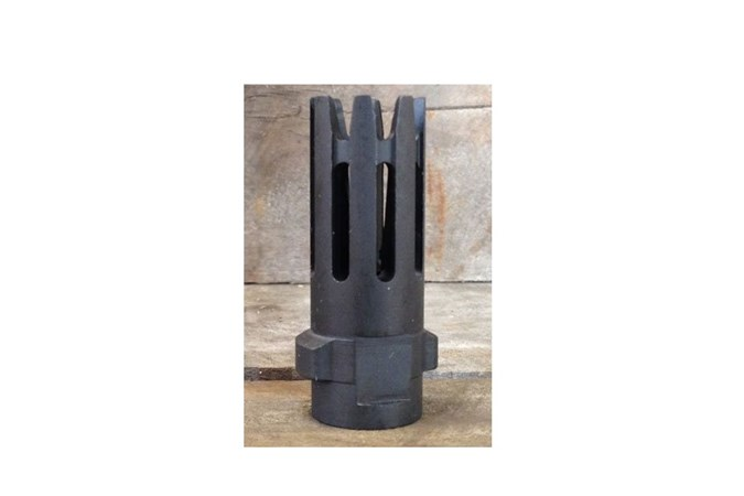 Gemtech Quickmount 30 Caliber | 7.62mm Accessory-Flash Hiders - Item #: GT34802 / MFG Model #: 12153 / UPC: 609224348020 - QUICKMOUNT 7.62MM CC FH 5/8-24 12153 | CARBON CUTTING FH