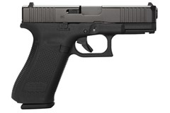 """GLOCK G45 G5 9mm  Item #: GLPA455S201 / MFG Model #: PA455S201 / UPC: 764503030918 G45 G5 9MM 10+1 4.0"""" FS 3-10RD MAGS 