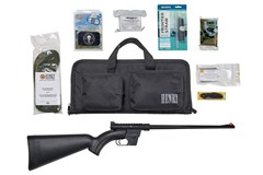 Henry Repeating Arms Survival Pack: AR-7 Rifle/Gear 22 LR