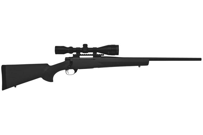 """HOWA M1500 Gamepro 308 Win Rifle - Item #: LSHGK63107+ / MFG Model #: HGK63107+ / UPC: 682146348309 - HOWA GAMEPRO 308WIN BK 22"""" PKG HOGUE GAMEPRO SCOPE COMBO"""