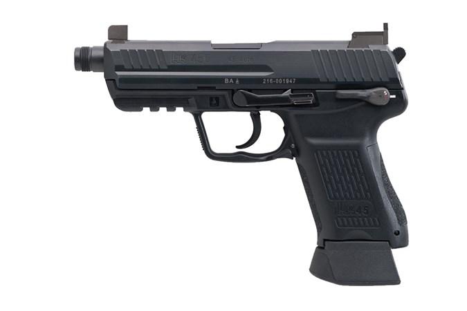 Heckler and Koch (HK USA) HK45 Compact Tactical (V1) 45 ACP Semi-Auto Pistol