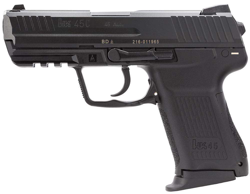 Heckler and Koch (HK USA) HK45 COMPACT (V7) 45 ACP