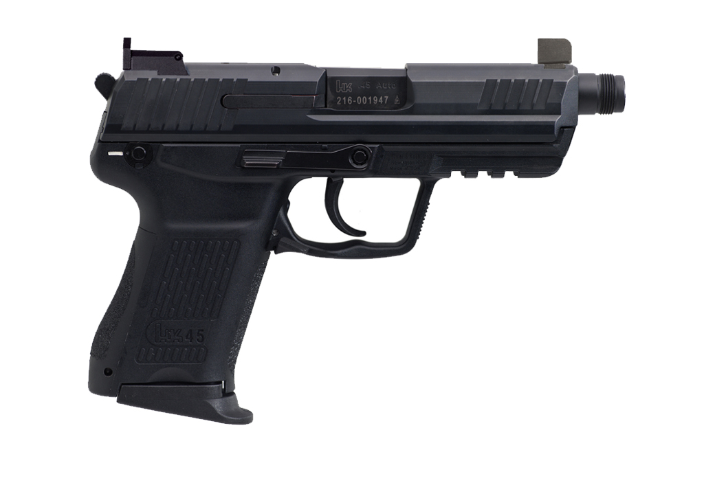 Heckler and Koch (HK USA) HK45 COMPACT TACTICAL (V7) 45 ACP