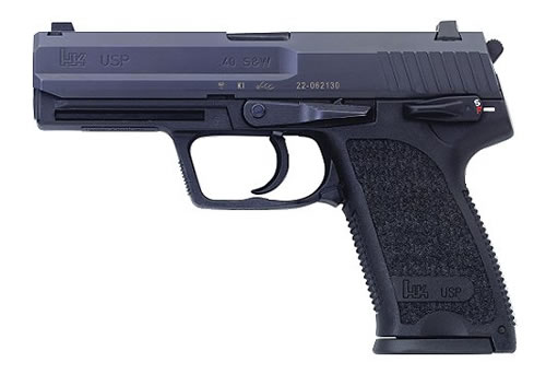 Heckler and Koch (HK USA) USP40 (V1) 40 S&W